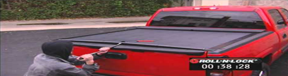 Are tonneau covers easy to break into